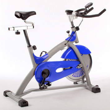 AEROBIC TRAINING CYCLE CY039 SPINNING BIKE BLUE