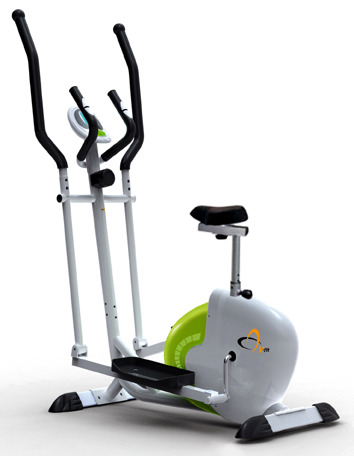 CET-99 COMBINATION 2-in-1 MAGNETIC CYCLE-ELLIPTICAL TRAINER CY073
