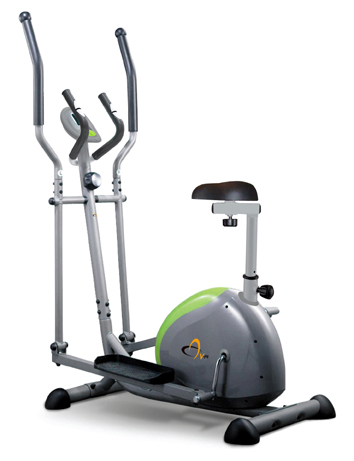 G-CET COMBINATION 2-in-1 MAGNETIC CYCLE-ELLIPTICAL TRAINER CY072