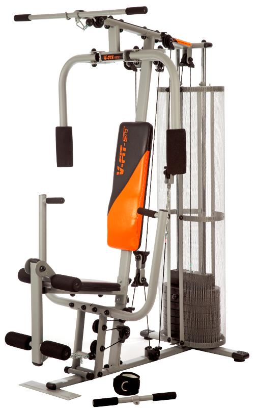 HERCULEAN CUG2 COMPACT UPRIGHT HOME GYM GY025
