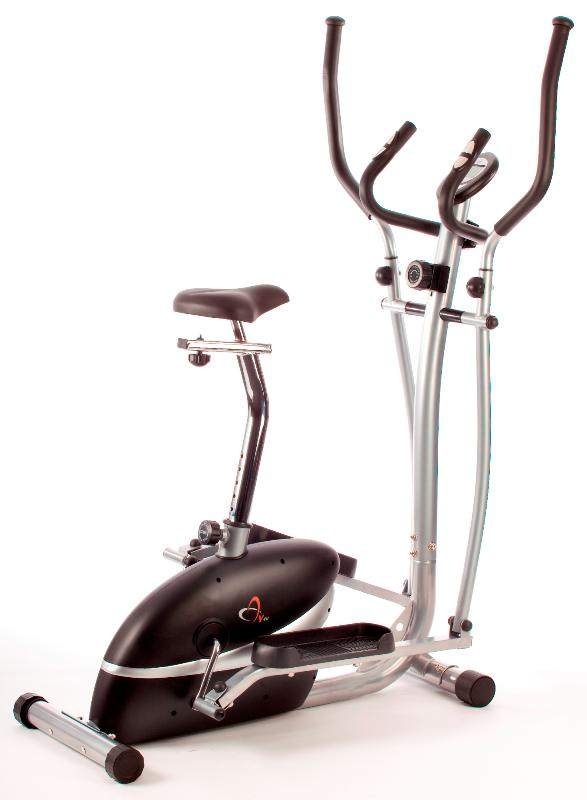 MCCT-1 MAGNETIC 2-IN-1 COMBINATION CYCLE / ELLIPTICAL TRAINER CY061