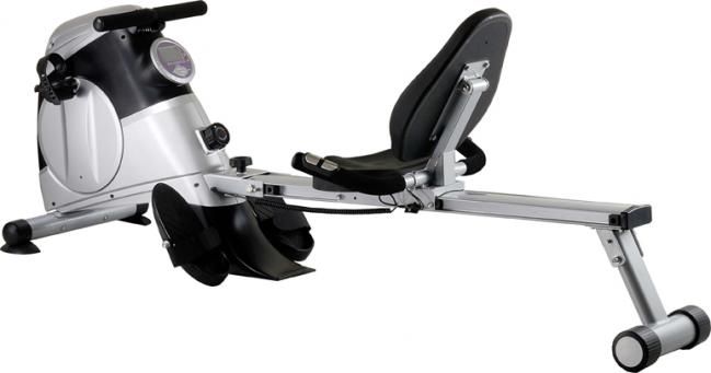 09 RECUMBENT MAGNETIC COMBINATION CYCLE / ROWER