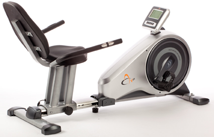 MPTRC-2 PROGRAMMABLE MAGNETIC RECUMBENT CYCLE TRAINER CY059