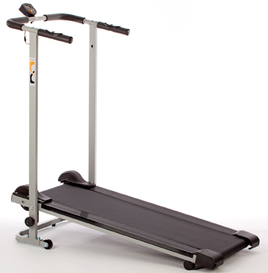 MTT1 MANUAL FOLDING TREADMILL MTR002