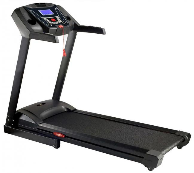 PT143 POWER-PLUS INCLINE MOTORISED PROGRAMMABLE FOLDING TREADMILL TR053