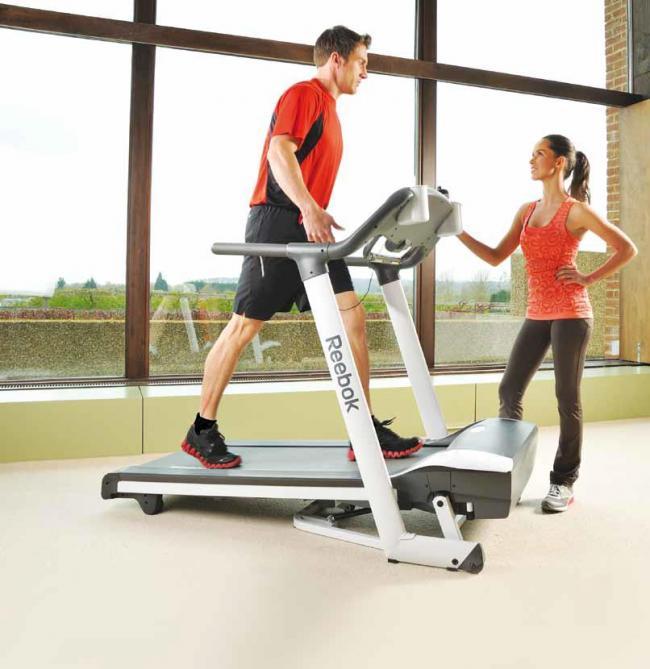 Reebok T3.2 Treadmill RE0-13411