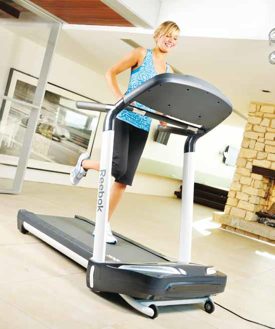 Reebok T4.2 Treadmill RE0-13421