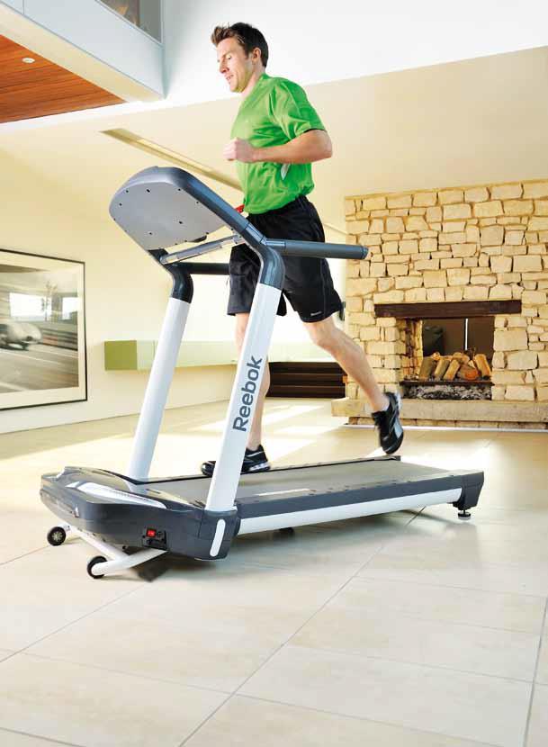 Reebok T4.5 Treadmill RE0-13431