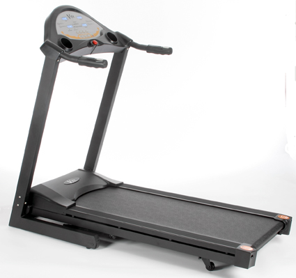T1-08 PROGRAMMABLE MOTORISED TREADMILL - TR029 - USED