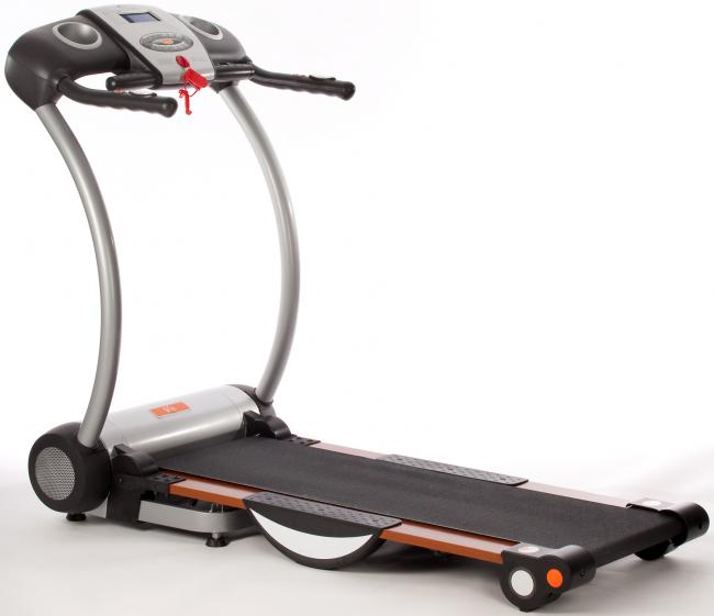 TR99i PROGRAMMABLE MOTORISED FOLDING TREADMILL